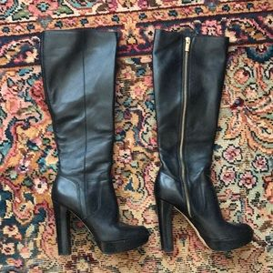 b31c52c55837 Women s Michael Kors Lesly Boots on Poshmark